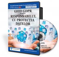 GDPR pentru responsabilul cu protectia datelor (DPO)