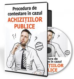 contestare achizitii publice