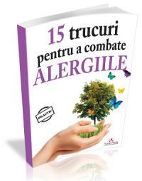 trucuri combatere alergie
