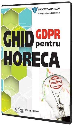 Ghid protectia datelor pentru HORECA