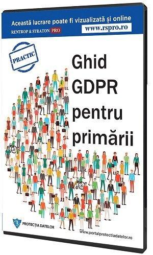 Ghid GDPR pentru primarii