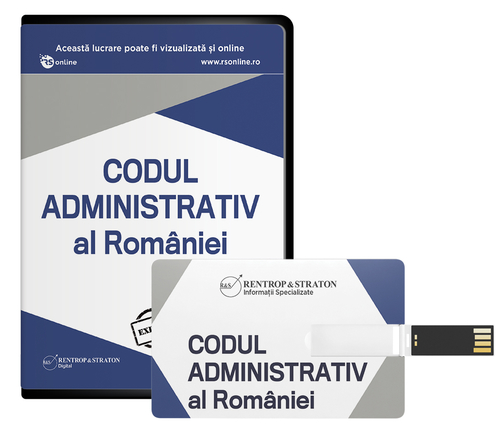 codul administrativ al romaniei