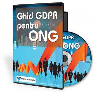 Ghid GDPR pentru ONG
