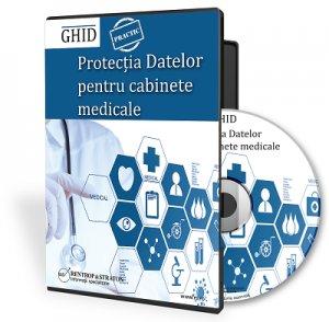 Ghid GDPR pentru cabinete medicale