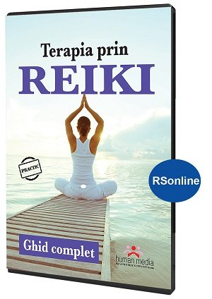 Terapia prin Reiki. Ghid complet