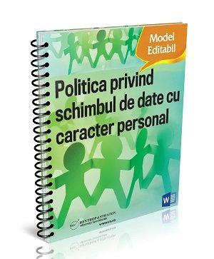 gdpr schimb date caracter personal