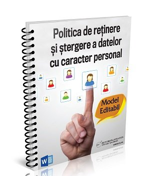 gdpr retinere se stergere date caracter personal