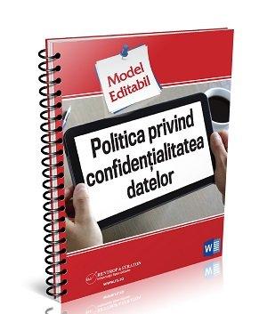 gdpr confidentialitatea datelor
