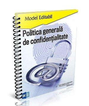 gdpr politica confidentialitate