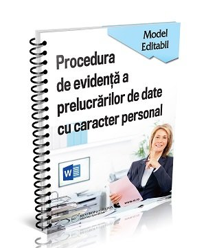 proceduri gdpr aplicare