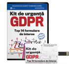 Kit de urgenta GDPR - 14 formulare de interes