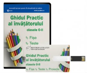 Ghidul practic al invatatorului clasele 0-II