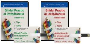 Pachet Ghidul practic al invatatorului clasele 0-II si III-IV