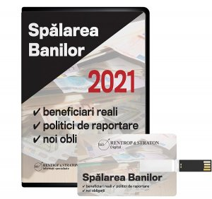 Spalarea Banilor: beneficiari reali, politici de raportare, noi obligatii 2021- format STICK