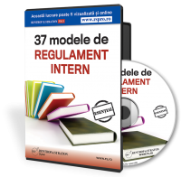 37 Modele Regulament Intern