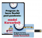 Model Kurzarbeit - program de lucru flexibil pe model german.
