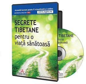 Secrete tibetane pentru o viata sanatoasa