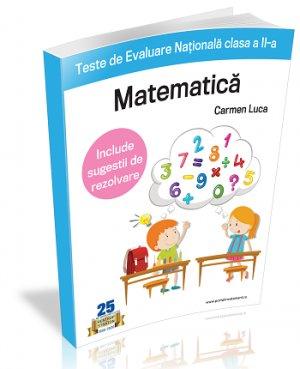 CLASA A II-A. Teste de Evaluare Nationala Matematica