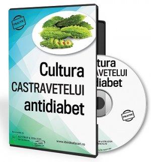 Cultura castravetelui antidiabet