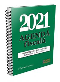Agenda obligatiilor fiscal-contabile 2021