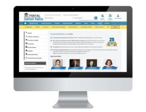 RS Portal Institutii Publice - abonament 6 luni