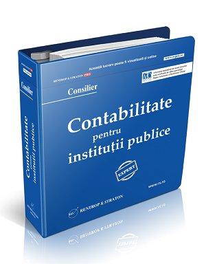 Consilier Contabilitate pentru Institutii Publice - ABO 6 luni