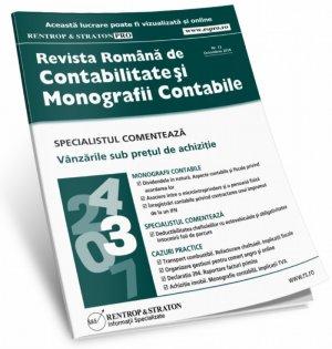 Revista Romana de Contabilitate si Monografii Contabile - ABO 6 luni