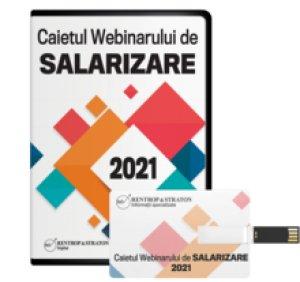 Caietul Webinarului de Salarizare