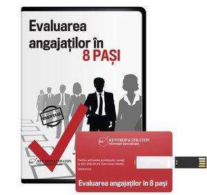 Evaluarea angajatilor in 8 pasi