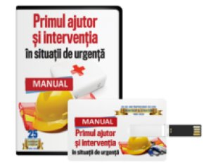 Manualul de prim-ajutor si interventie in situatii de urgenta
