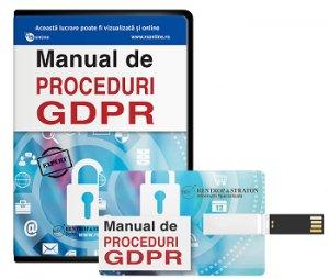 Manual de proceduri GDPR