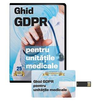 Ghid GDPR pentru unitatile medicale