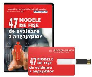 47 Modele de fise de evaluare a angajatilor