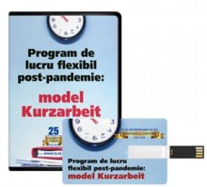 Program de lucru flexibil post-pandemie. Model Kurzarbeit