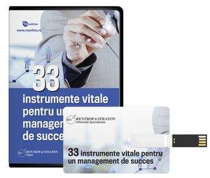 33 instrumente vitale pentru un manager de succes