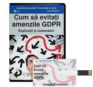 Ghid practic - Cum sa eviti amenzile GDPR
