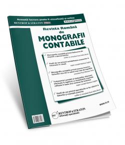 Description: Revista Romana de Monografii Contabile