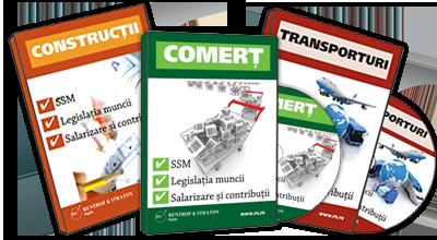 Documente HR necesare angajatorilor din domeniile comercial, constructii si transporturi!