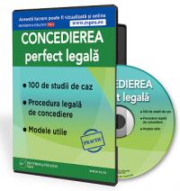CD Concedierea Perfect Legala