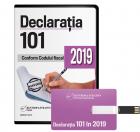 Cum sa completezi si sa depui la timp Declaratia 101