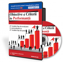 Obiective si Criterii de Performanta