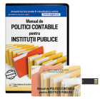 politici contabile institutii publice