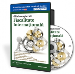 CD Ghid complet de fiscalitate internationala